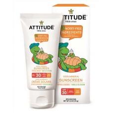 Attitude lasten aurinkovoide vanilja spf30