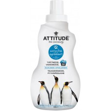 Attitude pyykinpesuaine wildflowers 1,05l