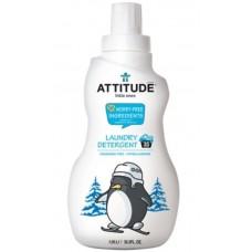 attitude pyykinpesuaine hajusteeton 1,05l