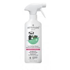 Attitude - Lelulen ja leikkipintojen puhdistussuihke