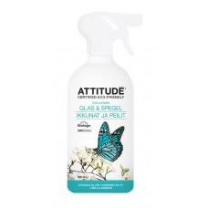 Attitude - Ikkunan ja lasipinnat siivoussuihke sitruuna 800ml