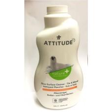 Attitude pesuaine lattiapinnoille sitruuna 1,04l