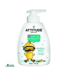 Attitude päärynä kylpyvaahto baby 300ml