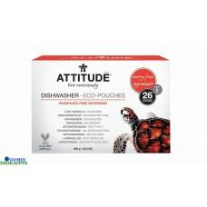 Attitude konetiskitabletit 26kpl