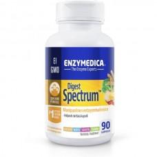 Enzymedica Digest Spectrum, entsyyymivalmiste 30kaps