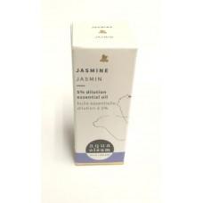 Aqua oleum jasmiiniöljy 10ml (5%)