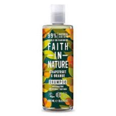 Faith in nature - Shampoo Greippi & appelsiini400ml