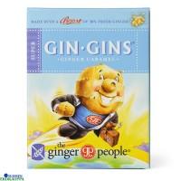 Gin Gins Inkiväärikaramelli Super (30% inkivääriä) 31g