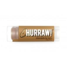 Hurraw! huulivoide suklaa