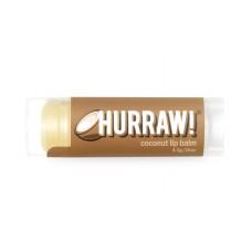 Hurraw! huulivoide kookos