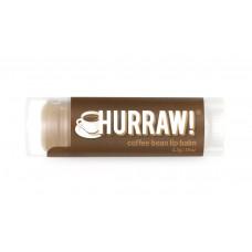 Hurraw! huulivoide kahvi
