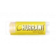 Hurraw! huulivoide sitruuna