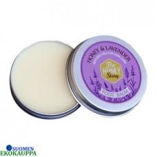 the honey story foot balm hunaja & laventeli