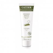 Cattier minttu savinaamio kasvoille rasvainen iho