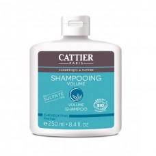 Cattier volume shampoo hennoille hiuksille 250ml