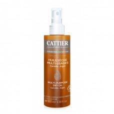 Cattier multi-use kuivaöljy iholle ja hiuksille 100ml