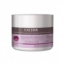 Cattier repairing mask hiusnaamio kuiville hiuksille 200ml