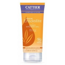 CATTIER SHOWER GEL - SULFATE FREE - SUNNY SHOWER 200ML