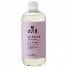 Avril suihkugeeli laventeli-appelsiini 500ml