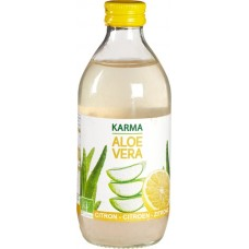 Karma luomu Aloe Vera-Juoma sitruuna 330ml
