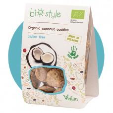 Biostyle vegaaniset ja gluteenittomat kookos pikkuleivät 100g (päiväys 11.8.19)