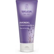 Weleda laventeli suihkugeeli 200ml