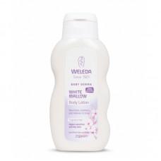 Weleda baby derma white mallow body lotion vartalovoide