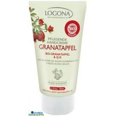 Logona Granaattiomena + Q10 käsivoide 50ml