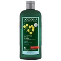 Logona Sensitiv Päänahkaa hoitava akaasia Shampoo 250ml