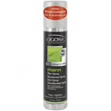 Logona Men - Deodorantti spray 100ml