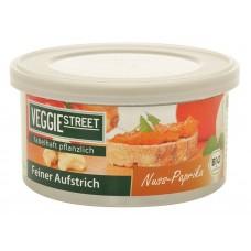 Veggie Street luomu paprika-cashew patee 125g (norm.2,95€) päiväys 6/19 luomu