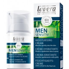 lavera men sensitive kosteusvoide 30ml