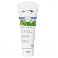 Lavera refreshing cleansing gel puhdistusgeeli 100ml