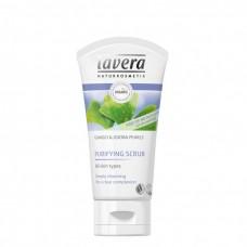 Lavera purifying scrub kasvokuorinta 50ml
