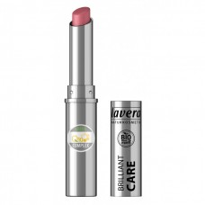 Lavera beautiful lips brilliant care huulipuna 03 Oriental Rose