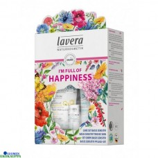 Lavera I'm Full Of Happiness (sisältää vartalo-, käsi- ja huulivoiteen) Lahjapakkaus