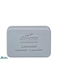 Alviana Laventeli kasviöljysaippua 100g