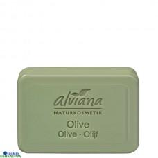 Alviana kasviöljysaippua oliivi