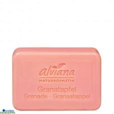 Alviana Granaattiomena kasviöljysaippua 100g
