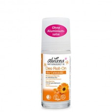 Alviana Roll−on deodorantti Kehäkukka 50ml