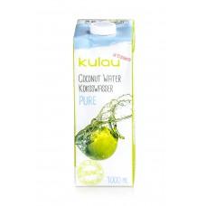 Kulau kookosvesi luomu lisäaineeton 1l