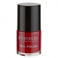 benecos kynsilakka happy nails vintage red