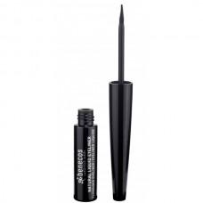 Benecos - nestemäinen eyeliner musta