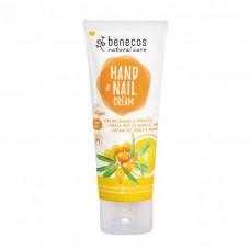 benecos käsi- ja kynsivoide tyrni ja appelsiini 75ml