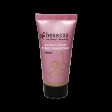 Benecos meikkivoide fluidi mocca 30ml