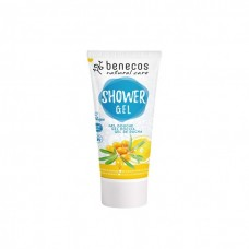 BENECOS NATURAL SHOWER GEL MINI SEA BUCKTHORN & ORANGE 30ML