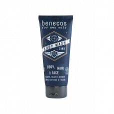 benecos for men only 3in1 body wash