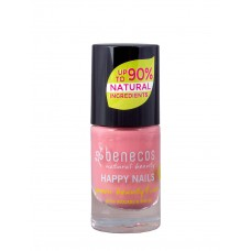 BENECOS NAIL POLISH, BUBBLE GUM 5 ML