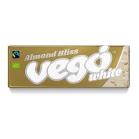 Vego White almond bliss 50g, luomu ja reilu