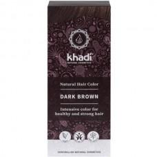 Khadi kasviväri dark brown